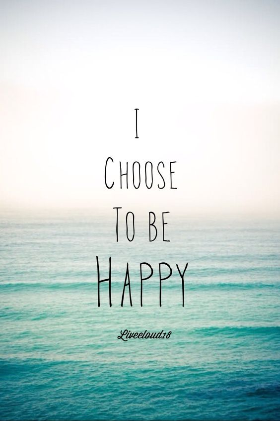 mantras for nurses i choose to be happy