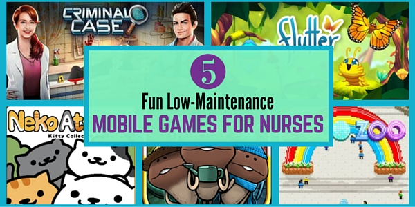 mobile games for nurses