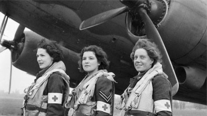 flight nurses