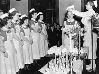 nurse cap ceremony
