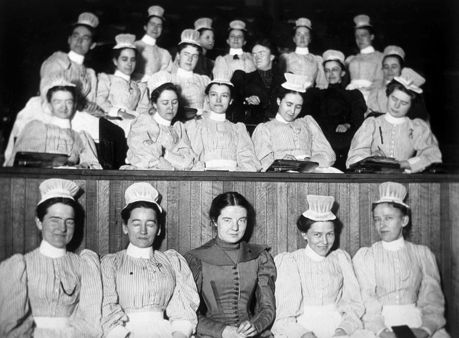 nurses old pictures