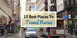 best places to travel nurse