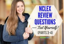 nclex sample questions
