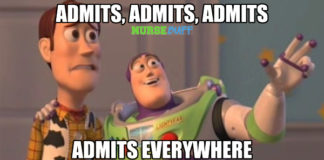 nursing meme admits