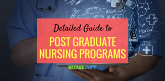 post graduate nursing programs