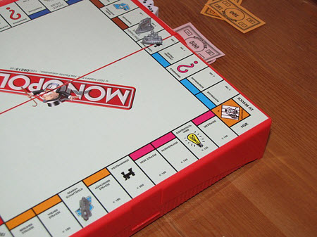 fun activities for seniors monopoly