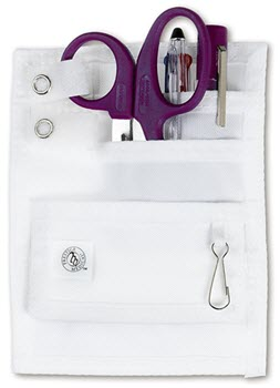 Prestige Medical Nylon Organizer Kit Violet