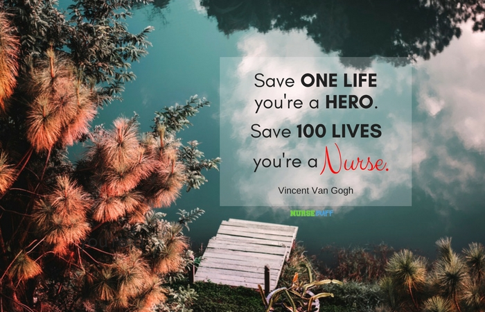 TODAY'S QUOTE Save 60 Lives NurseBuff Amazing Todays Quotes About Life
