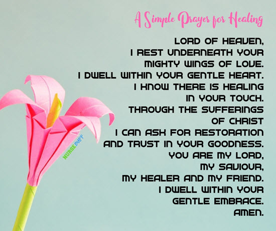 10 Powerful Healing Prayers For Cancer Patients Nursebuff