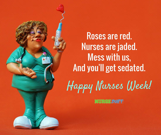 Greet your fellow nurses with these nurses week greeting cards cards for nurses week m4hsunfo Image collections
