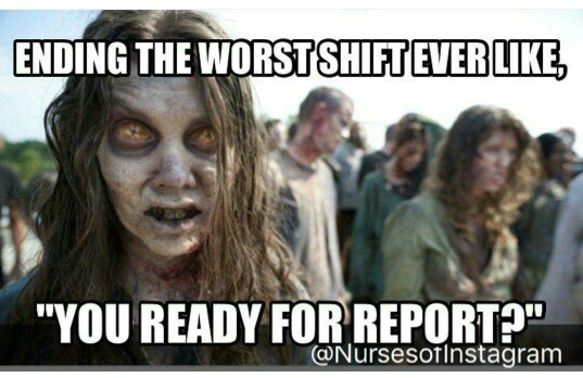 Funny Zombie Memes : 18 memes that show nurses are near indestructible nursebuff