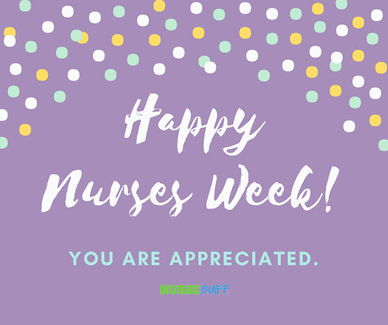 nurses week cards