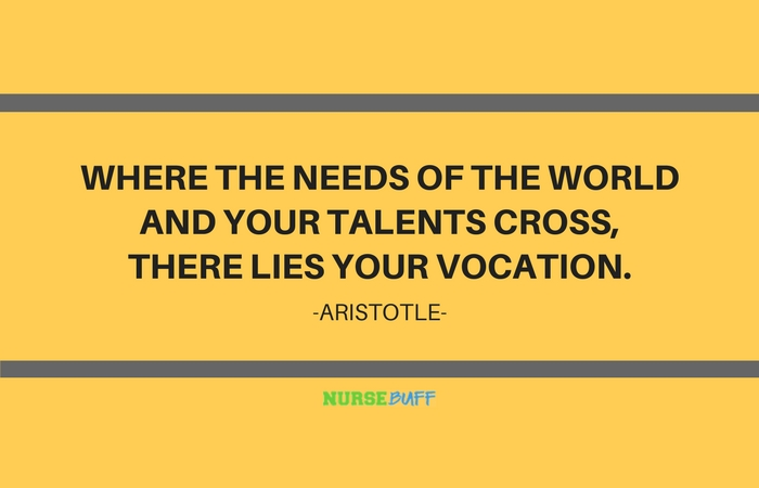Aristotle Quote About Practice: TODAY'S QUOTE: Discovering Your Vocation