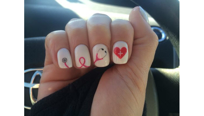 Heart-Checkup-Nail-Design