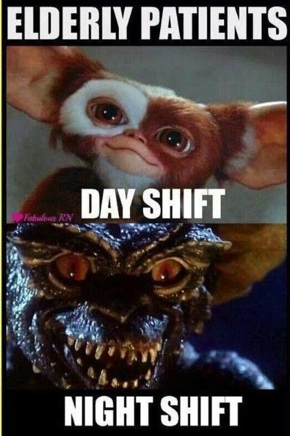 day shift vs night shift memes