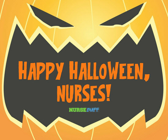 halloween greetings for nurses