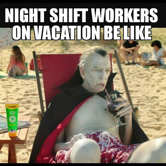 night shift memes nurses