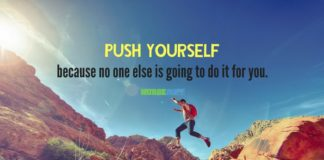nurse quote push yourself