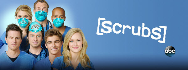 scrubs medical tv shows