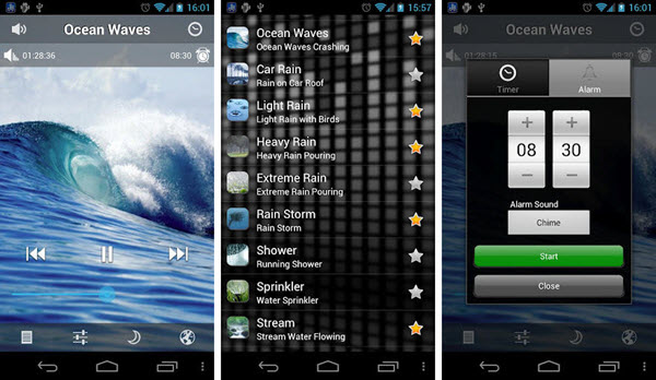 white noise app best sleep aid