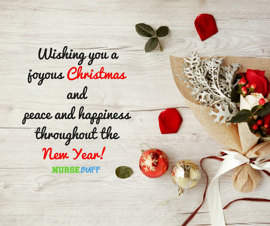 10 christmas greetings for nurses nursebuff christmas season greetings for nurses m4hsunfo Image collections