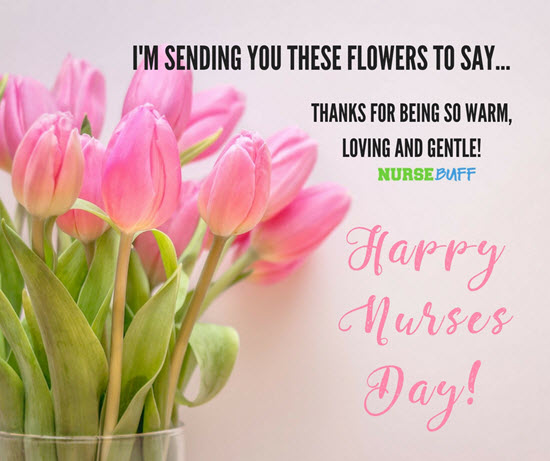 nurses day card