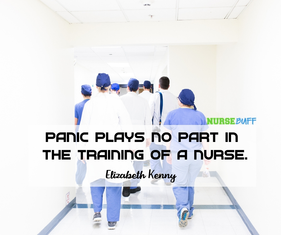 elizabeth kenny nurse quotes