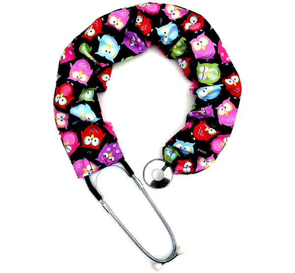 owl stethoscope cover