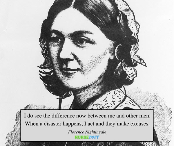florence nightingale men quotes